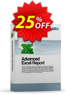 Advanced Excel Report - with sources + 1 Year Maintenance Coupon discount Coupon code Advanced Excel Report (with sources) + 1 Year Maintenance. Promotion: Advanced Excel Report (with sources) + 1 Year Maintenance Exclusive offer for iVoicesoft