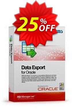 EMS Data Export for Oracle - Business + 1 Year Maintenance Coupon discount Coupon code EMS Data Export for Oracle (Business) + 1 Year Maintenance - EMS Data Export for Oracle (Business) + 1 Year Maintenance Exclusive offer for iVoicesoft