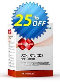 EMS SQL Management Studio for Oracle - Business + 1 Year Maintenance Coupon, discount Coupon code EMS SQL Management Studio for Oracle (Business) + 1 Year Maintenance. Promotion: EMS SQL Management Studio for Oracle (Business) + 1 Year Maintenance Exclusive offer for iVoicesoft