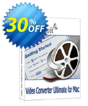 4Videosoft Video Converter Ulitmate for Mac Coupon, discount 4Videosoft coupon (20911). Promotion:
