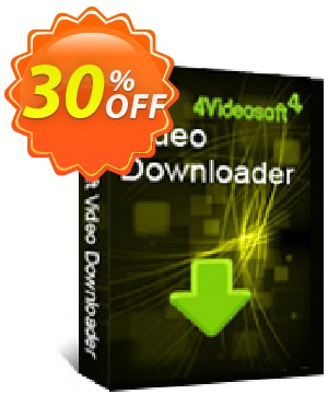 4Videosoft Video Downloader Coupon, discount 4Videosoft coupon (20911). Promotion:
