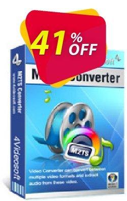 4Videosoft M2TS Converter Coupon, discount 4Videosoft M2TS Converter special deals code 2020. Promotion: special deals code of 4Videosoft M2TS Converter 2020