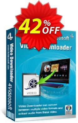 4Videosoft Video Downloader Coupon, discount 4Videosoft Video Downloader exclusive promo code 2019. Promotion: exclusive promo code of 4Videosoft Video Downloader 2019