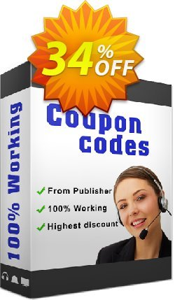 4Videosoft DVD to MP3 Converter Coupon, discount 4Videosoft coupon (20911). Promotion: