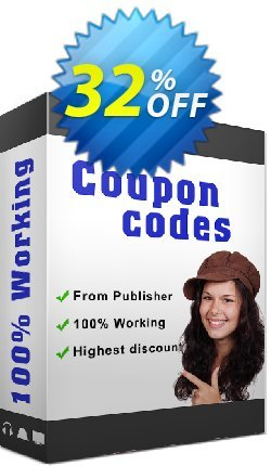 PDF Encrypt Coupon, discount all to all. Promotion:
