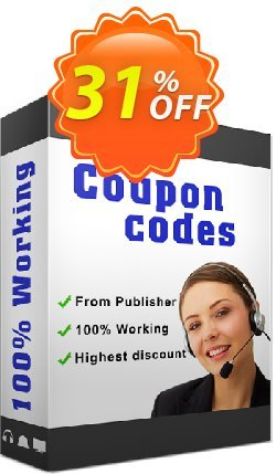 PCL To PDF GUI+Command Line Coupon, discount all to all. Promotion: