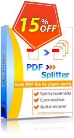 Coolutils PDF Splitter Pro Coupon, discount 30% OFF JoyceSoft. Promotion: