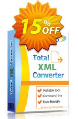 Coolutils Total XML Converter Coupon discount 15% OFF Coolutils Total XML Converter, verified - Dreaded discounts code of Coolutils Total XML Converter, tested & approved