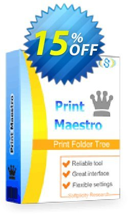 Coolutils Print Maestro Coupon discount 30% OFF JoyceSoft -