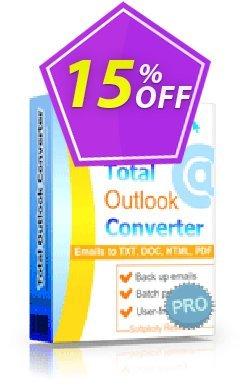 Coolutils Total Outlook Converter Pro - Server License  Coupon discount 15% OFF Coolutils Total Outlook Converter Pro (Server License), verified - Dreaded discounts code of Coolutils Total Outlook Converter Pro (Server License), tested & approved