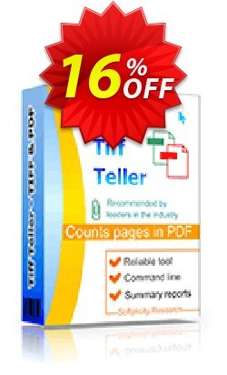TiffTeller Coupon, discount 30% OFF JoyceSoft. Promotion: