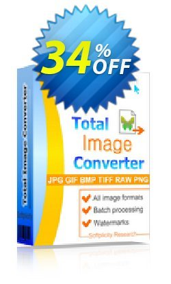 TotalImageConverter Coupon, discount 30% OFF JoyceSoft. Promotion: