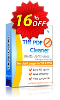 Tiff Pdf Cleaner Coupon, discount 30% OFF JoyceSoft. Promotion: