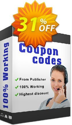 Bigasoft VOB to WMV Converter for Windows Coupon, discount Bigasoft Coupon code,Discount for iVoicesoft, Promo code. Promotion: 1 year 30% OFF Discount for iVoicesoft, Promo code