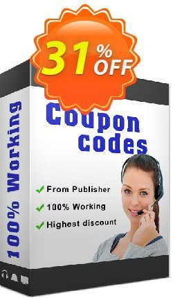 Bigasoft 3GP Converter Coupon discount 1 year 30% OFF for iVoicesoft coupon code. Promotion: 1 year 30% OFF Discount for iVoicesoft, Promo code