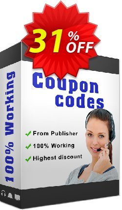 Bigasoft VOB Converter Coupon, discount Bigasoft Coupon code,Discount for iVoicesoft, Promo code. Promotion: 1 year 30% OFF Discount for iVoicesoft, Promo code