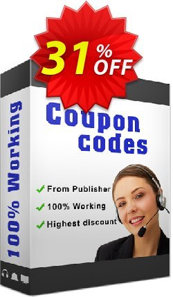 Bigasoft VOB to PSP Converter Coupon, discount Bigasoft Coupon code,Discount for iVoicesoft, Promo code. Promotion: 1 year 30% OFF Discount for iVoicesoft, Promo code