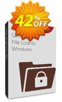 GiliSoft File Lock - Academic / Personal License  Coupon discount GiliSoft File Lock  - 1 PC / Liftetime free update amazing offer code 2020. Promotion: