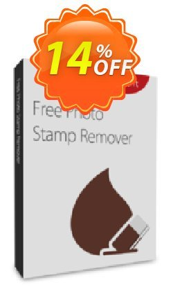 GiliSoft Photo Stamp Remover Coupon, discount Photo Stamp Remover  - 1 PC / 1 Year free update awesome promo code 2020. Promotion: awesome promo code of Photo Stamp Remover  - 1 PC / 1 Year free update 2020