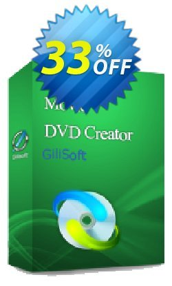 GiliSoft Movie DVD Creator Coupon, discount uninstall discount. Promotion: