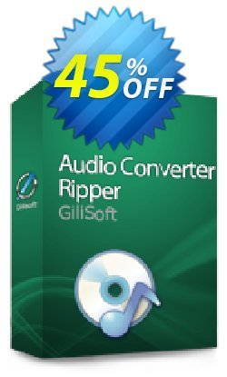 Audio Converter Ripper Coupon, discount Audio Converter Ripper  - 1 PC (Yearly Subscription)  formidable discounts code 2020. Promotion: