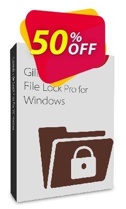GiliSoft File Lock Pro Lifetime - for 3 PCs  Coupon discount 50% OFF GiliSoft File Lock Pro Lifetime (for 3 PCs), verified. Promotion: Super sales code of GiliSoft File Lock Pro Lifetime (for 3 PCs), tested & approved