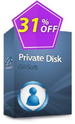 Gilisoft Private Disk - 3 PC / Lifetime Coupon, discount Gilisoft Private Disk  - 3 PC / Liftetime free update dreaded promo code 2019. Promotion: dreaded promo code of Gilisoft Private Disk  - 3 PC / Liftetime free update 2019