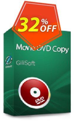 GiliSoft Movie DVD Copy Lifetime Coupon, discount Movie DVD Copy  - 1 PC / Liftetime free update best sales code 2019. Promotion: best sales code of Movie DVD Copy  - 1 PC / Liftetime free update 2019