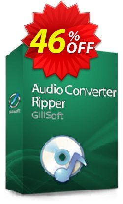 Audio Converter Ripper Lifetime Coupon, discount Audio Converter Ripper  - 1 PC / Liftetime free update amazing sales code 2019. Promotion: awesome discounts code of Audio Converter Ripper  - 1 PC / Liftetime free update 2019