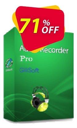 Audio Recorder Pro - Lifetime/3 PC Coupon, discount Audio Recorder Pro - 3 PC / Liftetime free update staggering offer code 2019. Promotion: staggering offer code of Audio Recorder Pro - 3 PC / Liftetime free update 2019