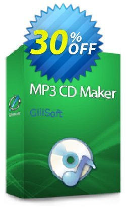 GiliSoft MP3 CD Maker 3PC/Lifetime Coupon, discount MP3 CD Maker - 3 PC / Liftetime free update fearsome sales code 2020. Promotion: fearsome sales code of MP3 CD Maker - 3 PC / Liftetime free update 2020