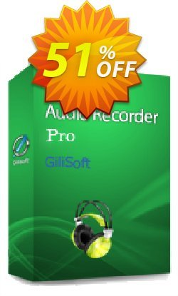 Audio Recorder Pro Coupon, discount Audio Recorder Pro - 1 PC / 1 Year Free update impressive promo code 2019. Promotion: imposing offer code of Audio Recorder Pro - 1 PC / 1 Year Free update 2019