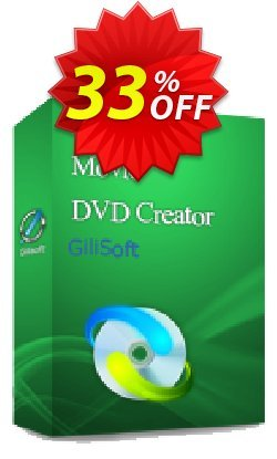 GiliSoft Movie DVD Creator Coupon, discount Movie DVD Creator  - 1 PC / 1 Year free update big offer code 2019. Promotion: big offer code of Movie DVD Creator  - 1 PC / 1 Year free update 2019