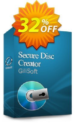 Gilisoft Secure Disc Creator Coupon, discount Gilisoft Secure Disc Creator - 1 PC / 1 Year free update staggering discount code 2020. Promotion: staggering discount code of Gilisoft Secure Disc Creator - 1 PC / 1 Year free update 2020