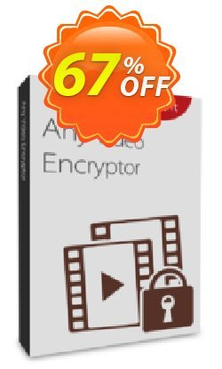 Any Video Encryptor - Lifetime/3 PC Coupon, discount Any Video Encryptor - 3 PC / Liftetime free update impressive promo code 2019. Promotion: imposing offer code of Any Video Encryptor - 3 PC / Liftetime free update 2019