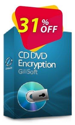 GiliSoft CD DVD Encryption Coupon, discount Gilisoft CD DVD Encryption dreaded promo code 2020. Promotion: