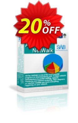 AthTek NetWalk Enterprise Coupon, discount AthTek NetWalk Enterprise Edition special promotions code 2019. Promotion: 20% OFF