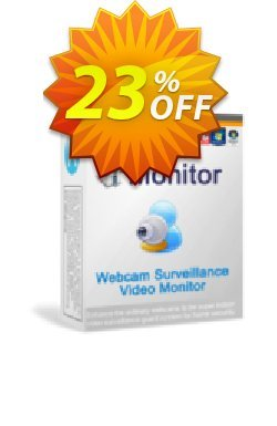 Webcam Surveillance Monitor Pro Coupon, discount Discount for winners. Promotion: 20% OFF