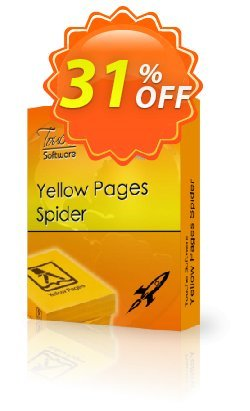 Yellow Pages Spider Coupon, discount 25% Discount Touche Software (22387). Promotion: