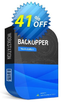 AOMEI Backupper Workstation Coupon, discount AOMEI Backupper Workstation Imposing promo code 2021. Promotion: Imposing promo code of AOMEI Backupper Workstation 2021
