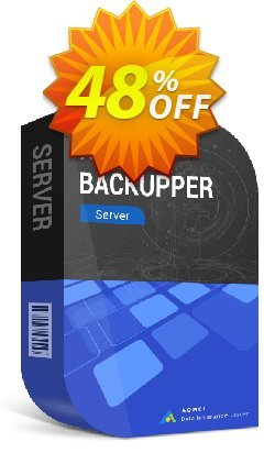 AOMEI Backupper Server + Lifetime Upgrades Coupon discount AOMEI Backupper Server + Free Lifetime Upgrade super sales code 2021 -