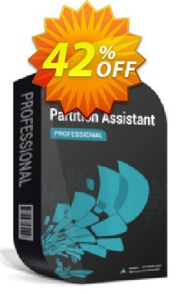 AOMEI Partition Assistant Pro Coupon discount AOMEI Partition Assistant Professional stirring deals code 2019. Promotion: PA Pro 30% off