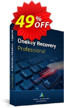 AOMEI OneKey Recovery Pro Coupon, discount 48% OFF AOMEI OneKey Recovery Pro, verified. Promotion: Awesome deals code of AOMEI OneKey Recovery Pro, tested & approved