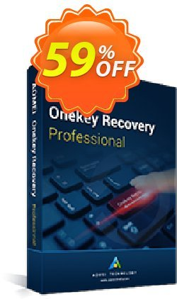 AOMEI OneKey Recovery Pro - Family License  Coupon, discount All Product for users 20% Off. Promotion: