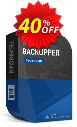 AOMEI Backupper Technician (2-Year License) Coupon, discount 30% off for all products christmas. Promotion:
