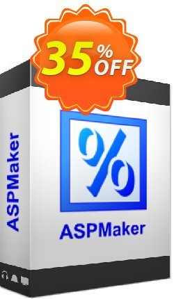 ASPMaker Coupon, discount Coupon code ASPMaker. Promotion: ASPMaker offer from e.World Technology Limited