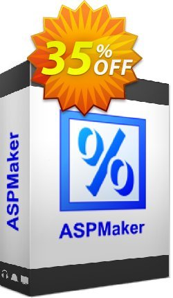 ASPMaker UPGRADE Coupon, discount Coupon code ASPMaker UPGRADE. Promotion: ASPMaker UPGRADE offer from e.World Technology Limited