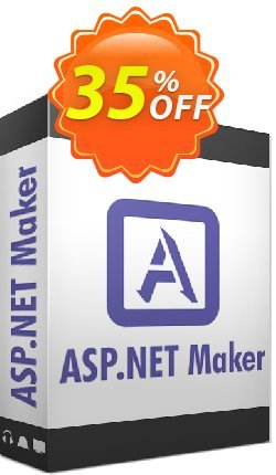 ASP.NET Maker Coupon, discount Coupon code ASP.NET Maker. Promotion: ASP.NET Maker offer from e.World Technology Limited