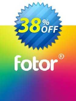 Fotor PRO Coupon, discount 30% OFF Fotor PRO Oct 2019. Promotion: Hottest discount code of Fotor PRO, tested in October 2019