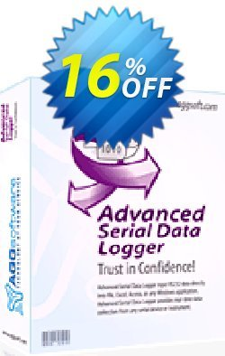 Aggsoft Advanced Serial Data Logger Professional Coupon, discount Promotion code Advanced Serial Data Logger Professional. Promotion: Offer discount for Advanced Serial Data Logger Professional special at iVoicesoft